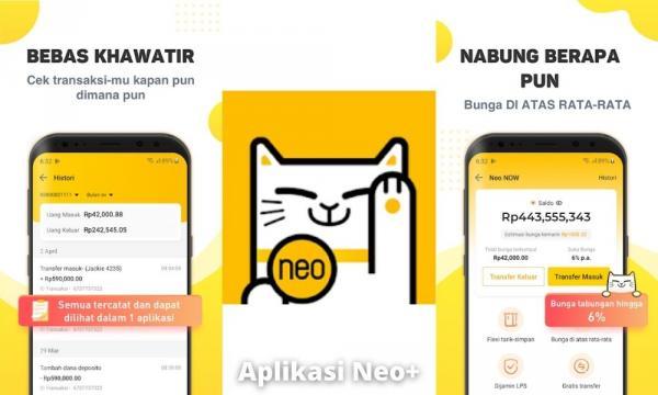 Cara Mendapatkan Uang Dari Aplikasi Neo+
