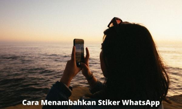 Cara Menghapus Sticker Whatsapp