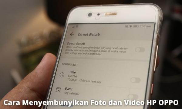 Cara Menyembunyikan Foto Dan Video Hp Oppo Dengan Mudah