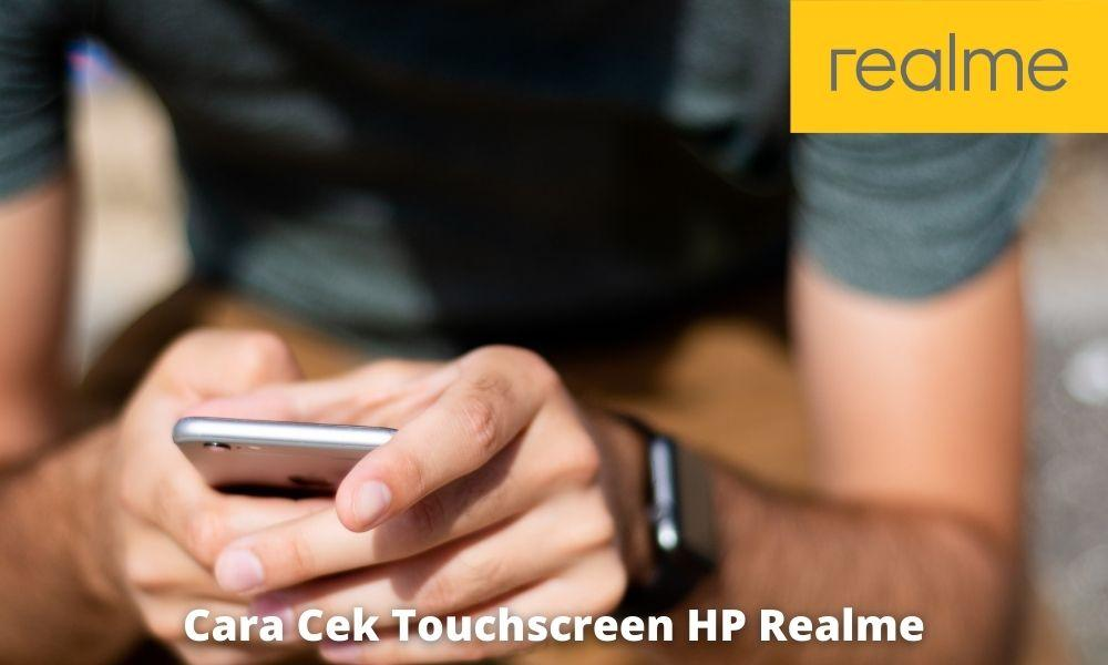 Cek Touchscreen Dengan Aplikasi Dari Google Play Store