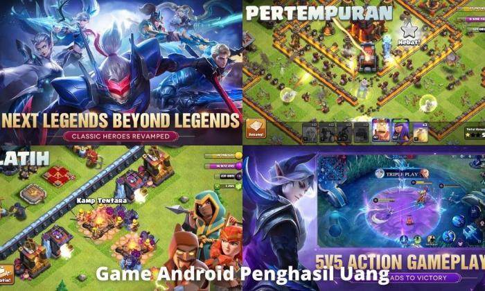 Game Android Penghasil Uang Yang Sudah Terbukti Sukses