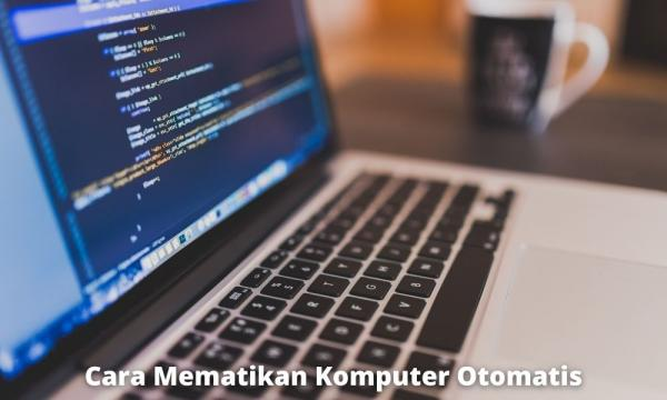 Mematikan Komputer Dengan Fitur Command Prompt