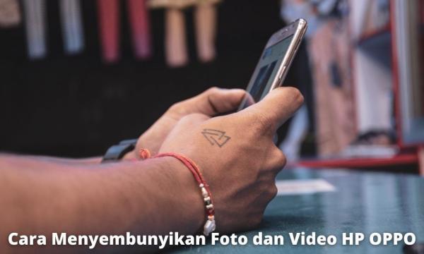 Menyembunyikan Foto Dan Video Menggunakan Aplikasi Khusus