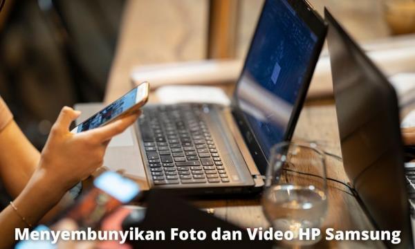 Menyembunyikan Foto Dan Video Dengan Menggunakan Aplikasi Pihak Ketiga