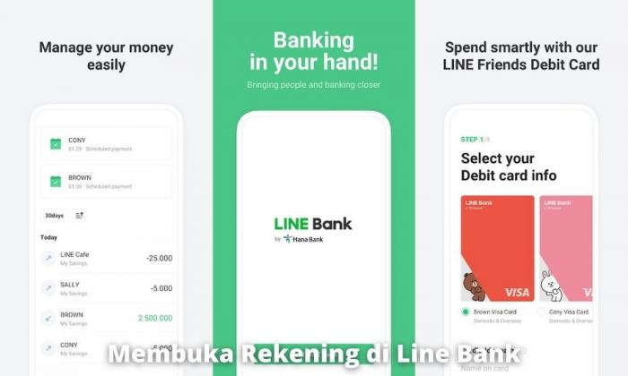 Syarat Dan Cara Membuka Rekening Di Line Bank
