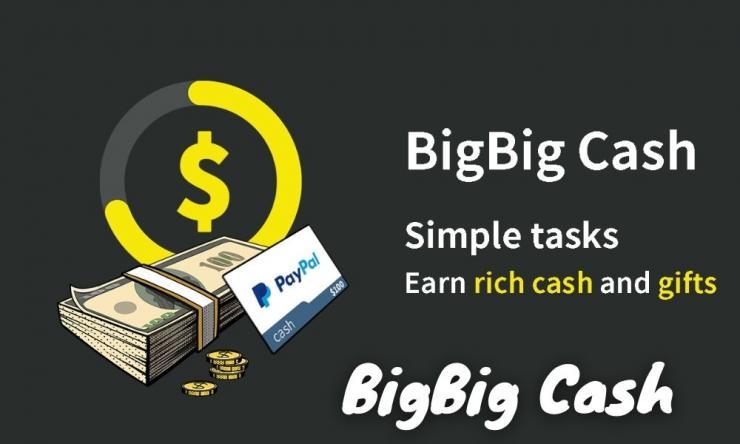 Aplikasi Bigbig Cash Penghasil Uang Dengan Menonton Video