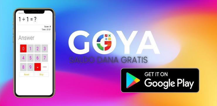 Aplikasi Goya Dana