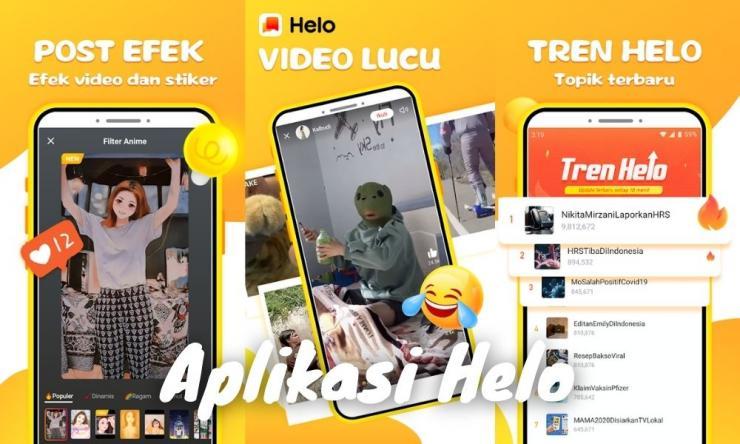 Aplikasi Helo Penghasil Uang Dengan Nonton Video