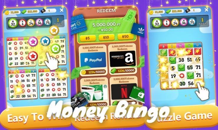 Aplikasi Money Bingo Penghasil Uang