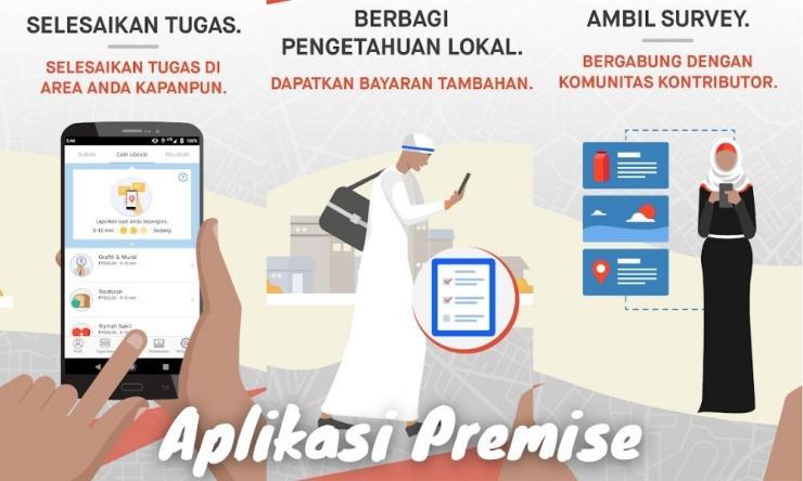 Aplikasi Premise Penghasil Uang Dengan Mengerjakan Tugas