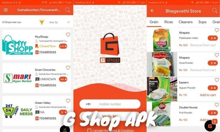 G Shop Apk Penghasil Uang Dengan Berbelanja