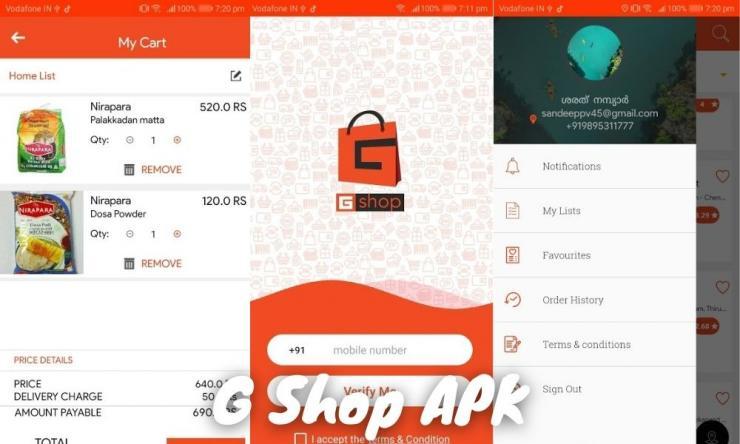 G Shop Apk Penghasil Uang