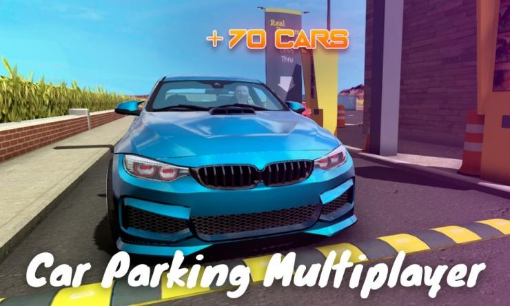 Game Car Parking Multiplayer Mod Apk Unlimited Money