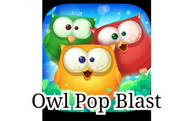 Owl Pop Blast
