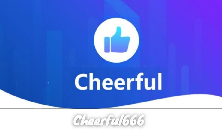 Aplikasi Cheerful666 Apk Penghasil Uang Dengan Media Sosial