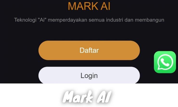 Aplikasi Mark Ai Apk Penghasil Uang Dengan Trading