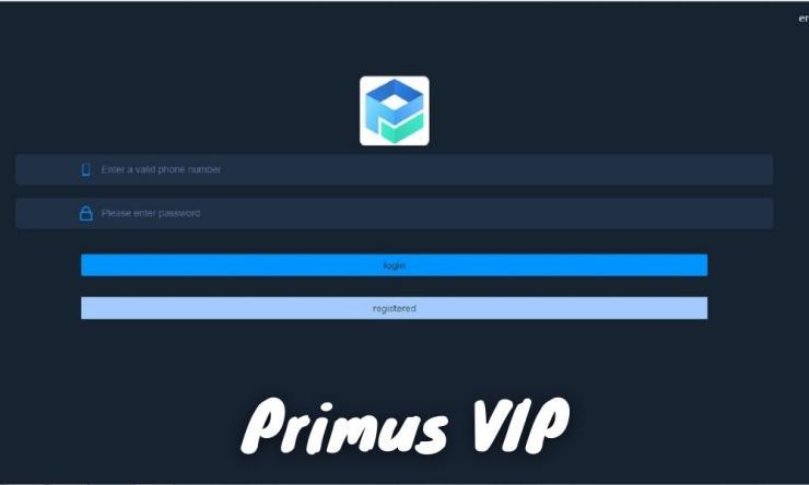 Aplikasi Primus Vip Penghasil Uang Dengan Mining