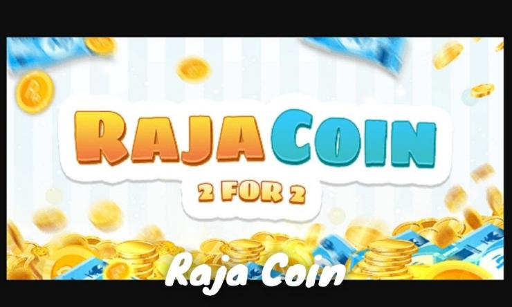 Aplikasi Raja Coin Penghasil Uang Dengan Main Game