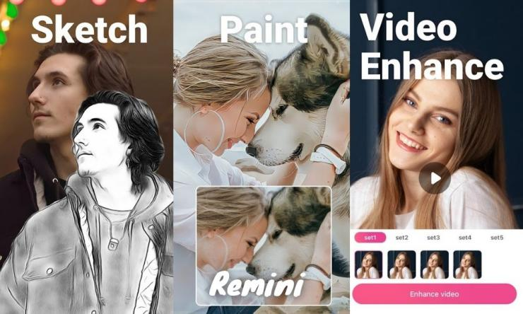 Aplikasi Remini Mod Apk Fitur Tidak Ada Iklan Terbaru