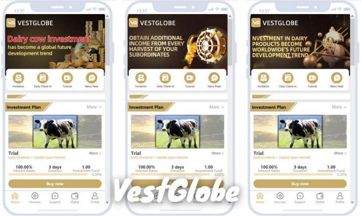 Aplikasi Vestglobe Apk Penghasil Uang