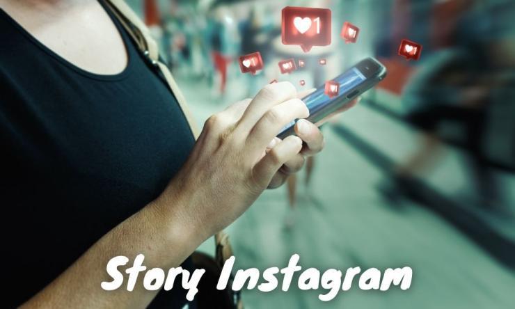 Bagaimana Cara Membagikan Story Di Instagram
