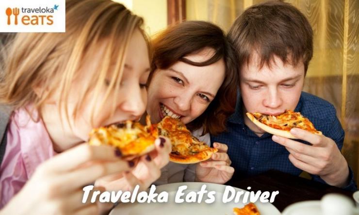 Cara Mendaftar Mitra Traveloka Eats Driver 2021