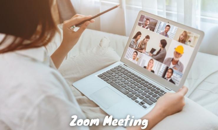 Cara Mengatasi Background Zoom Menutupi Wajah Dengan Mudah
