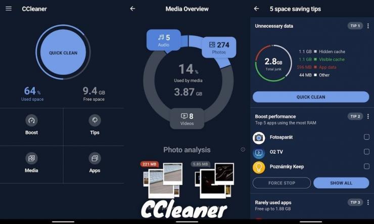 Download Ccleaner Pro Apk Dengan Premium Unlocked Profesional