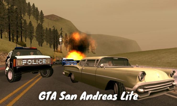 Download Gta San Andreas Lite Mod Dan Spesifikasinya