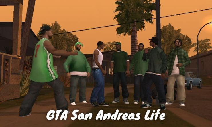 Download Gta San Andreas Lite Mod