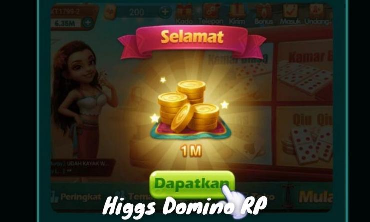 Download Higgs Domino Rp Versi Terbaru Lengkap 2021