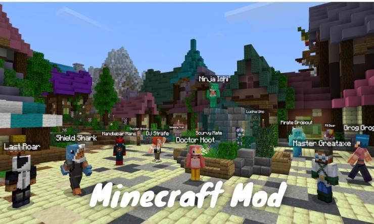 Download Minecraft Mod Apk Premium Unlocked Semua Item