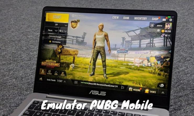 Emulator Pubg Mobile Ringan Untuk Android