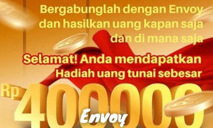 Envoy Apk Penghasil Uang Dengan Investasi