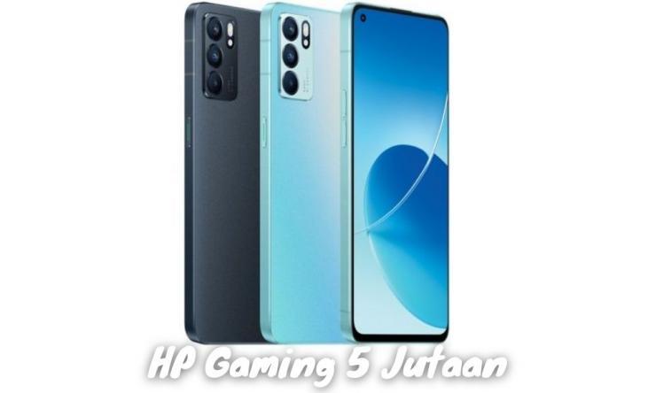 Hp Gaming 5 Jutaan Terbaik Spek Garang
