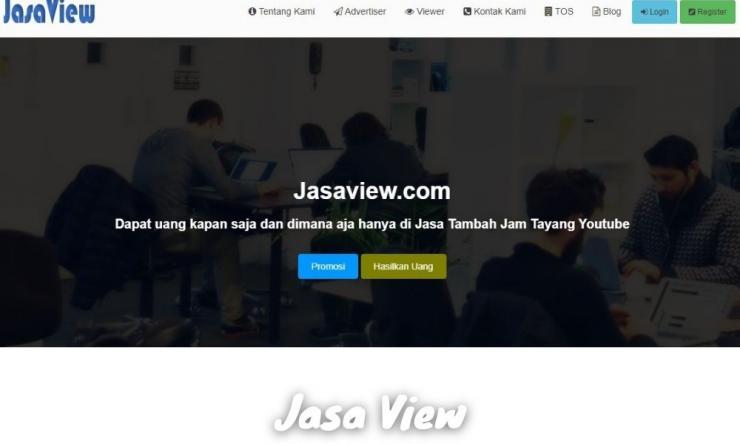 Jasa View Penghasil Uang Dengan Menonton Video