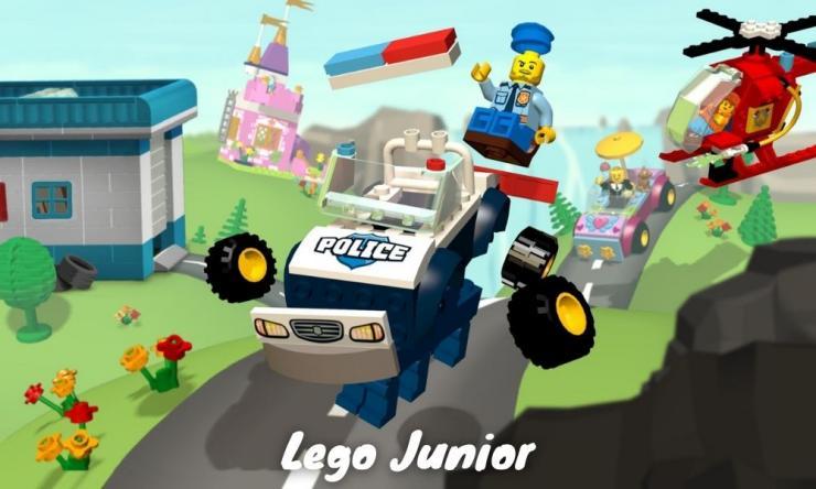 Lego Junior Mod Apk Versi Terbaru Free Shopping