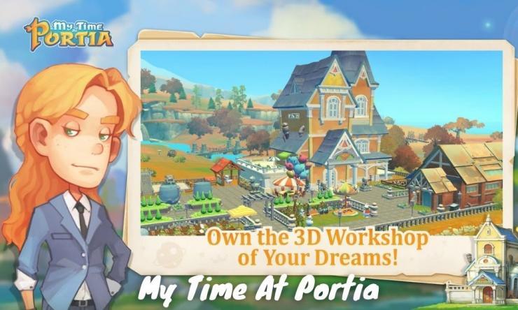 My Time At Portia Mod Apk Dengan Tips Bermainnya