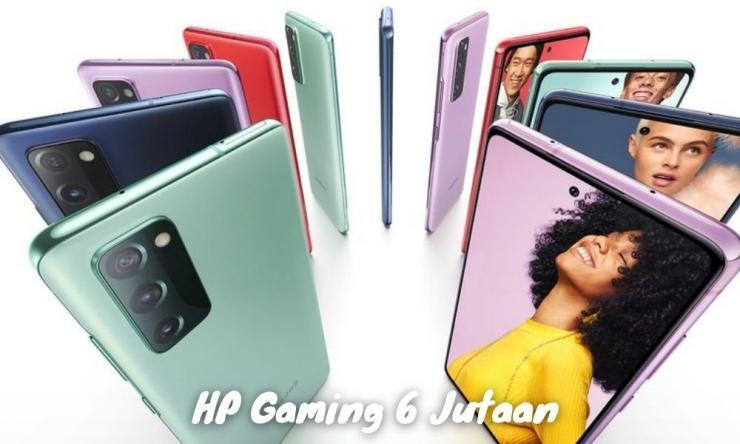 7 Hp Gaming 6 Jutaan Xiaomi, Oppo, Vivo, Samsung, Realme