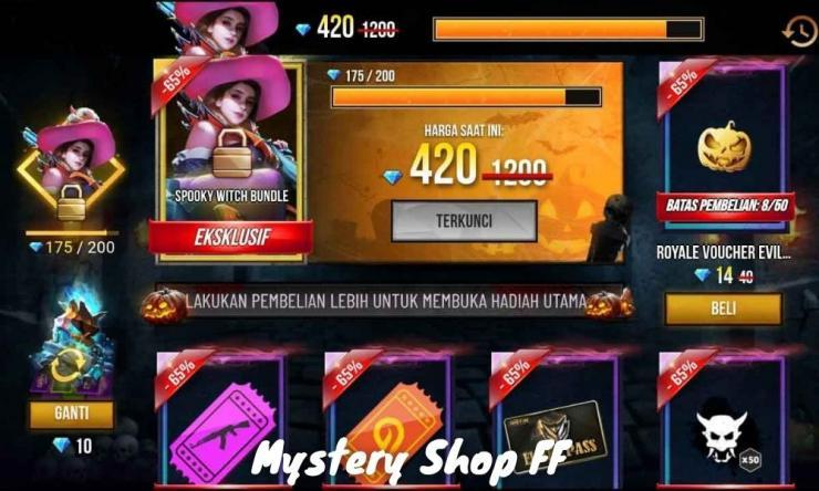 Cara Ikut Mystery Shop Ff 2021 Dengan Mudah