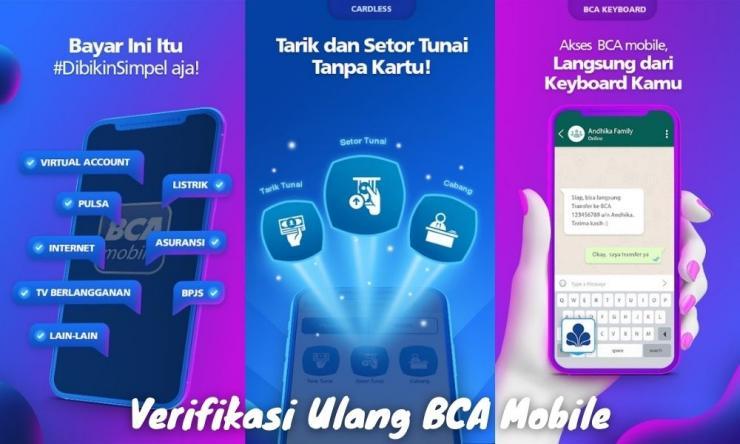Cara Verifikasi Ulang Bca Mobile Dengan Mudah