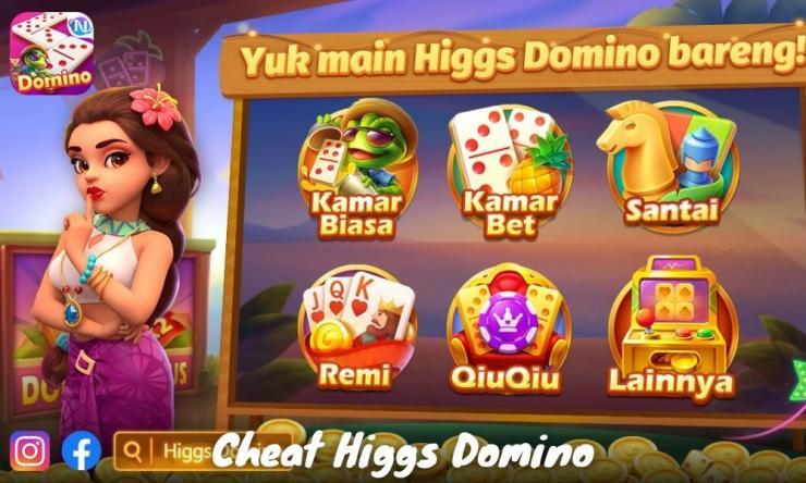 Cheat Higgs Domino Dengan Unlimited Chip Dan Auto Win