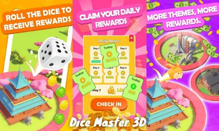 Dice Master 3d Game Penghasil Uang Dengan Bermain Game