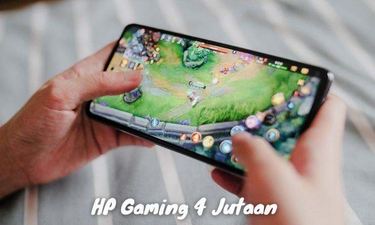 Hp Gaming 4 Jutaan Terbaik Dengan Performa Tangguh