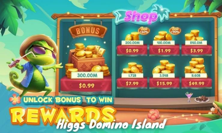 Higgs Domino Island Mod Dan Resmi Terbaru 2021