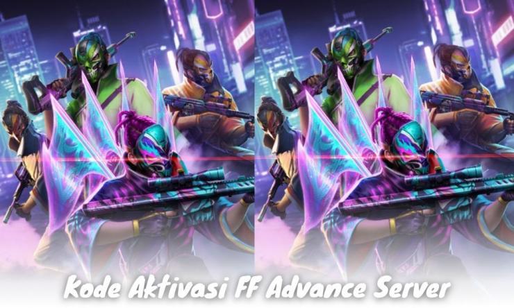 Kode Aktivasi Ff Advance Server Yang Belum Terpakai