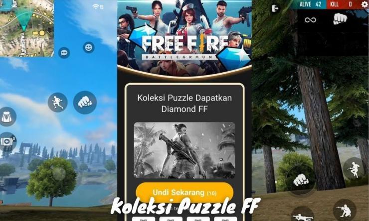 Koleksi Puzzle Ff Untuk Dapatkan Diamond Gratis