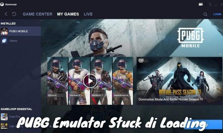 Mengatasi Pubg Emulator Stuck Di Loading Dengan Mudah