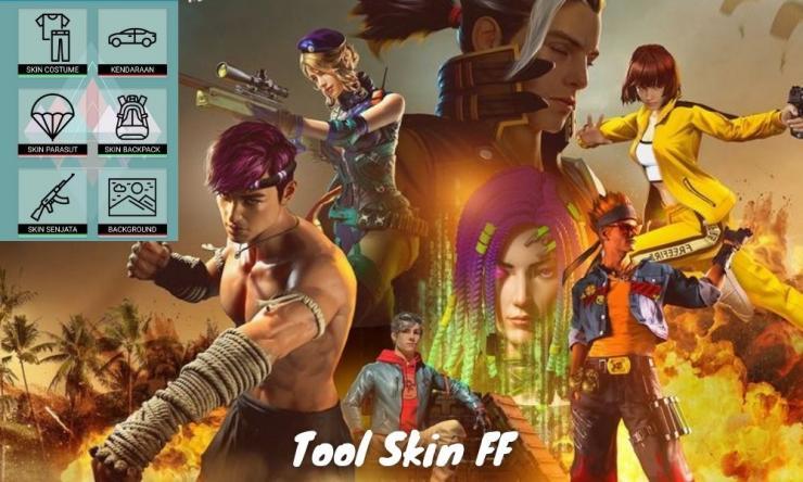 Tool Skin Ff Versi Terbaru 2021 Untuk Android