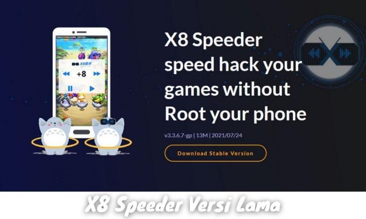X8 Speeder Versi Lama Anti Banned Dan Tanpa Iklan